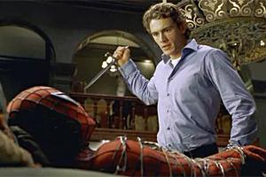 Кадры из фильма игра человек паук мультфильм