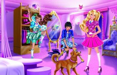 Барби: Академия принцесс (2011) смотреть онлайн фильм ...