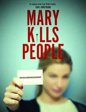 Мэри убивает людей 1 сезон Русские субтитры