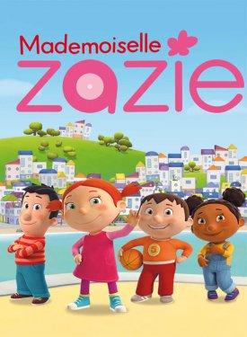 Мадемуазель Зази (Мультсериал 2013)